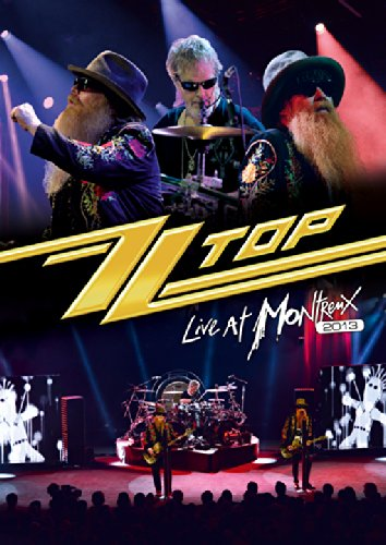 CD Shop - ZZ TOP LIVE AT MONTREUX 2013