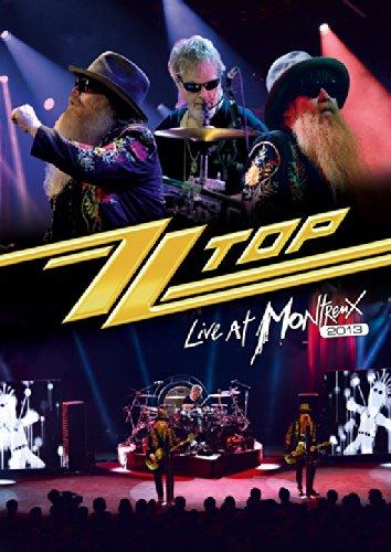CD Shop - ZZ TOP LIVE AT MONTREUX 2013