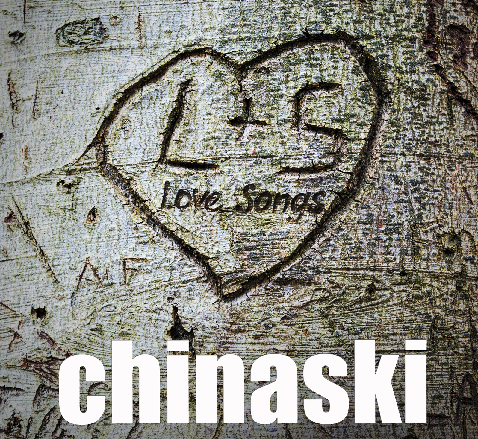 CD Shop - CHINASKI LOVESONGS