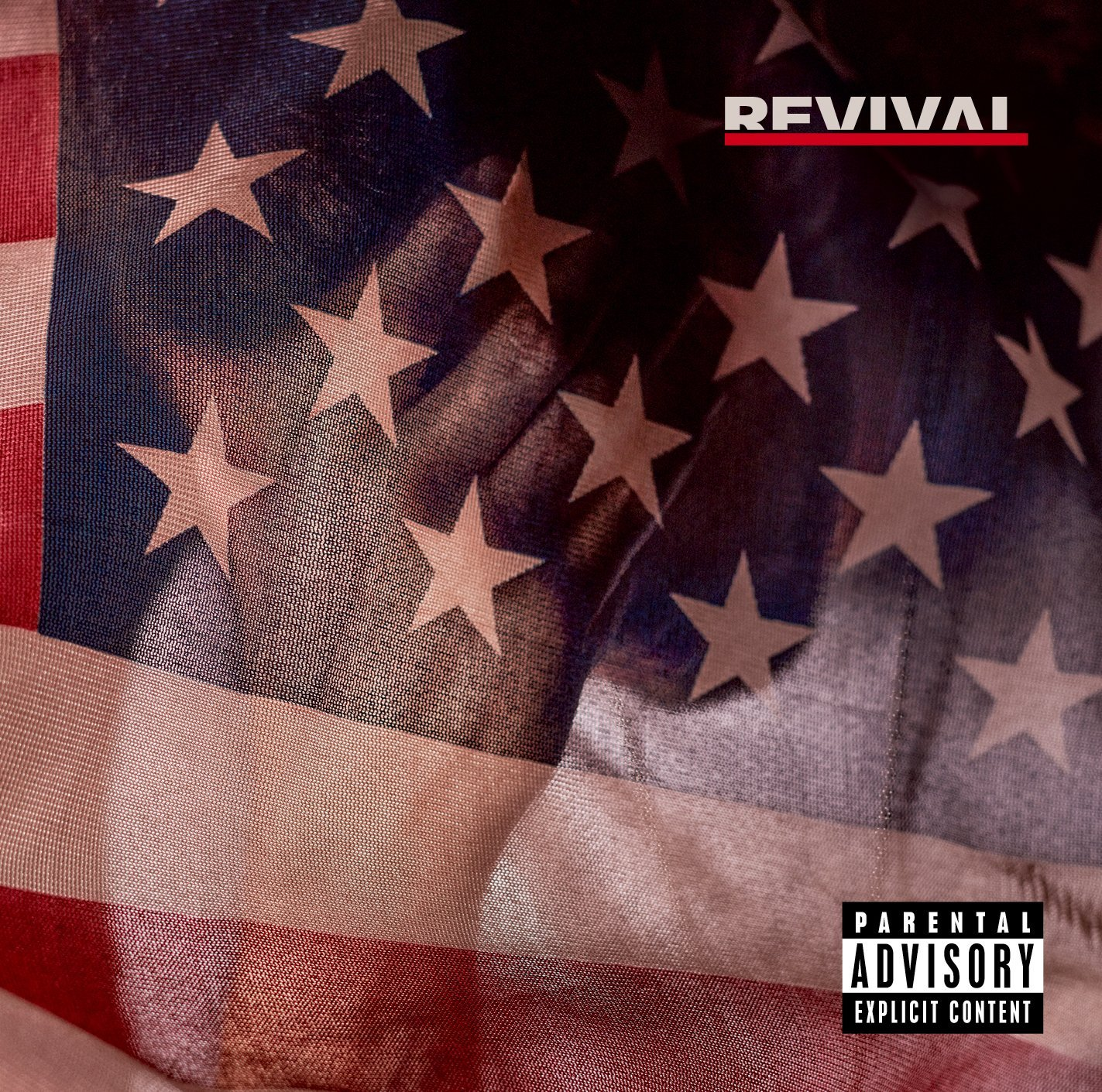 CD Shop - EMINEM REVIVAL