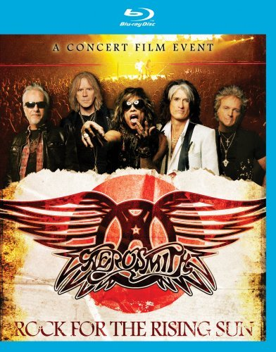 CD Shop - AEROSMITH ROCK FOR THE RISING SUN