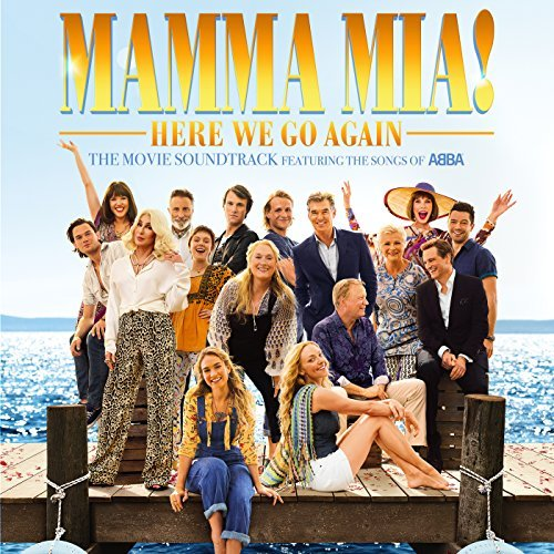 CD Shop - SOUNDTRACK MAMMA MIA| HERE WE GO...
