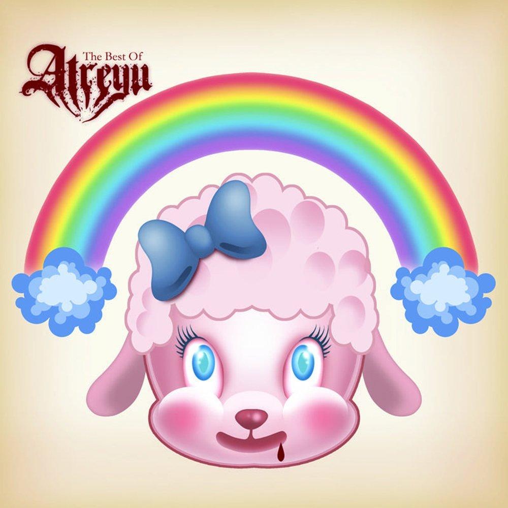 CD Shop - ATREYU THE BEST OF ATREYU