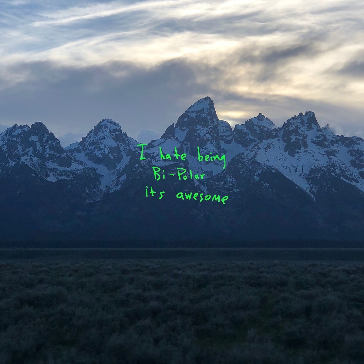 CD Shop - WEST KANYE YE (album)