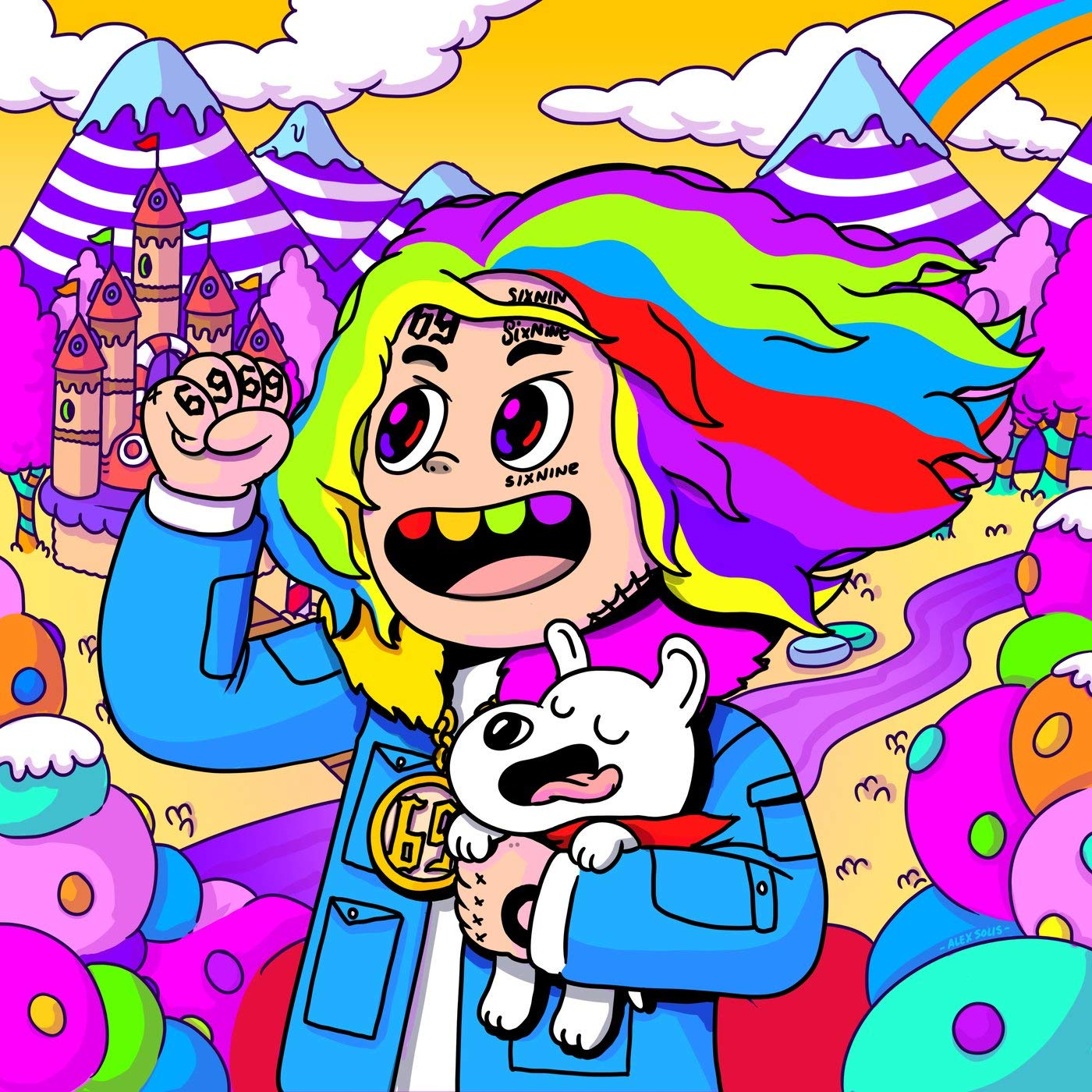 CD Shop - 6IX9INE DAY69: GRADUATION DAY
