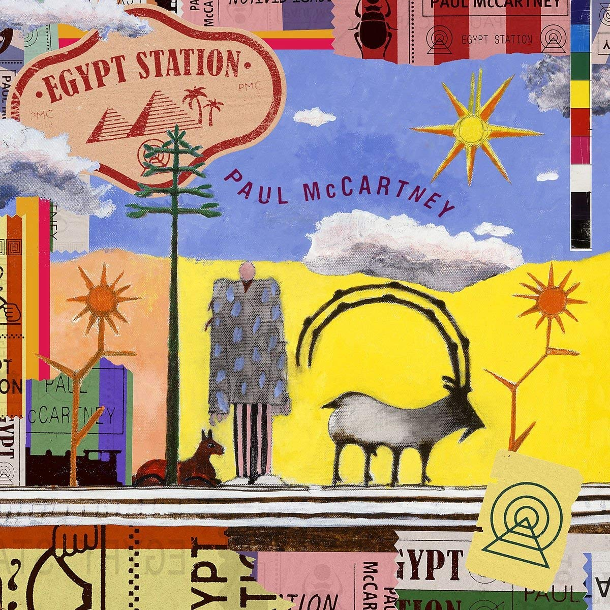 CD Shop - MCCARTNEY PAUL EGYPT STATION/DLX LTD