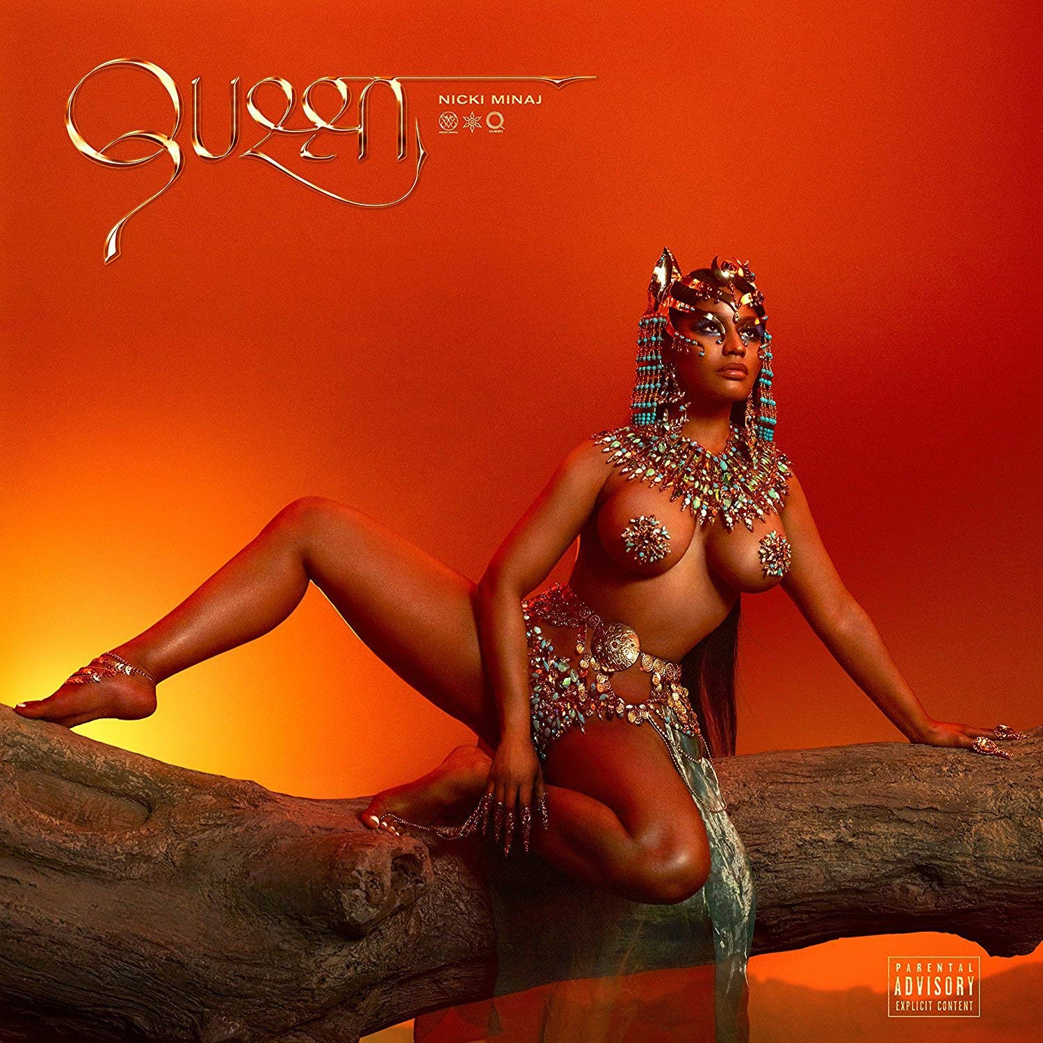 CD Shop - MINAJ NICKI QUEEN
