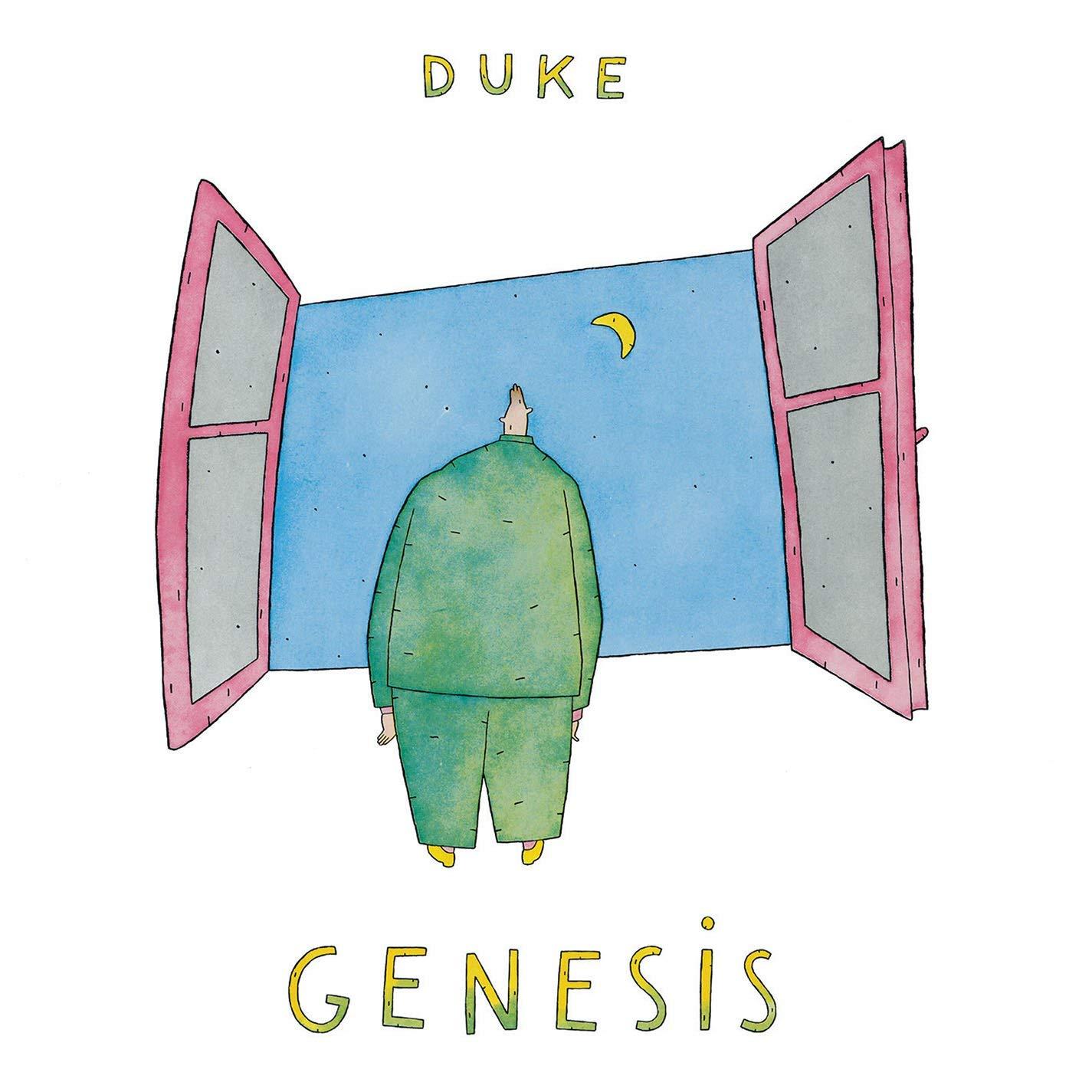 CD Shop - GENESIS DUKE