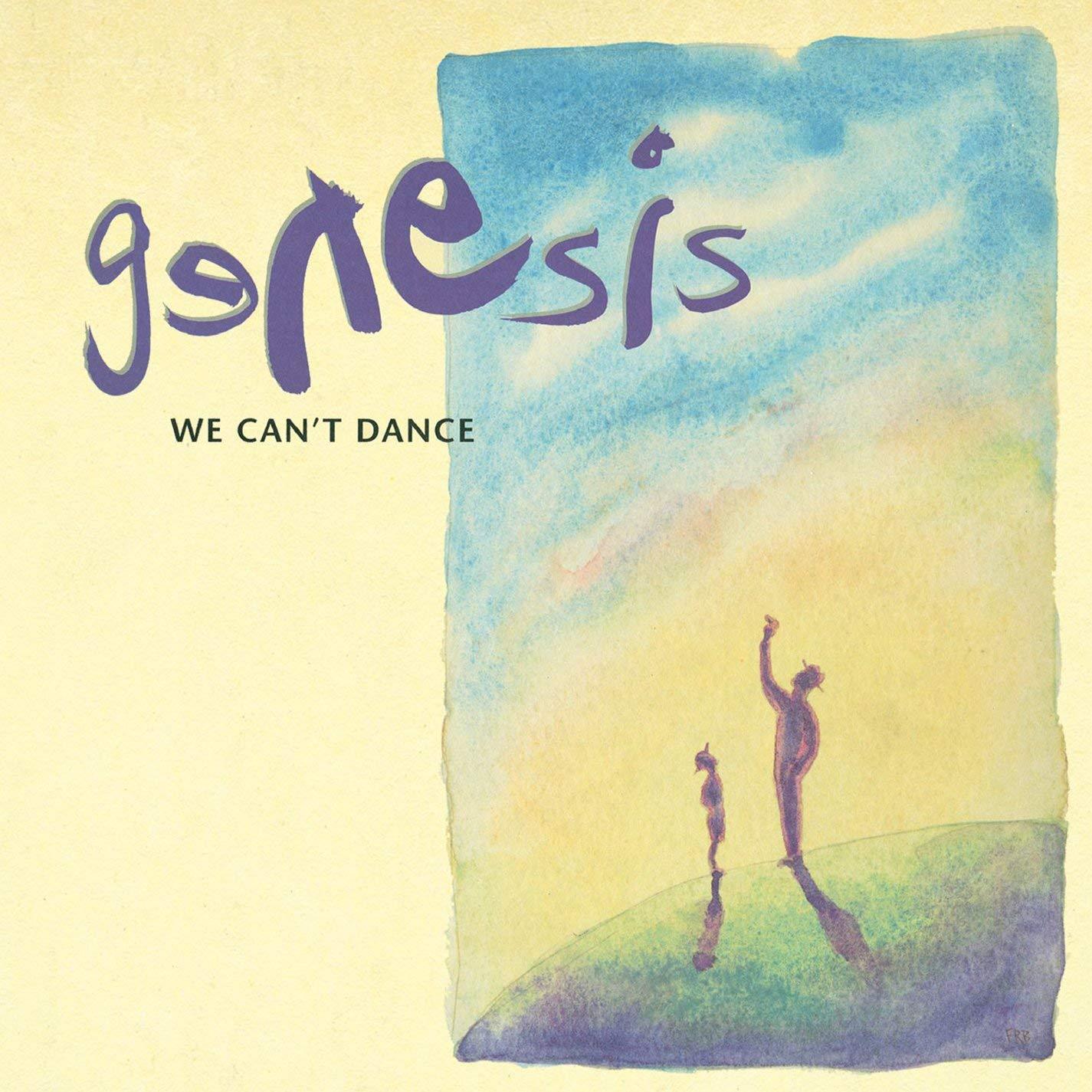 CD Shop - GENESIS WE CAN