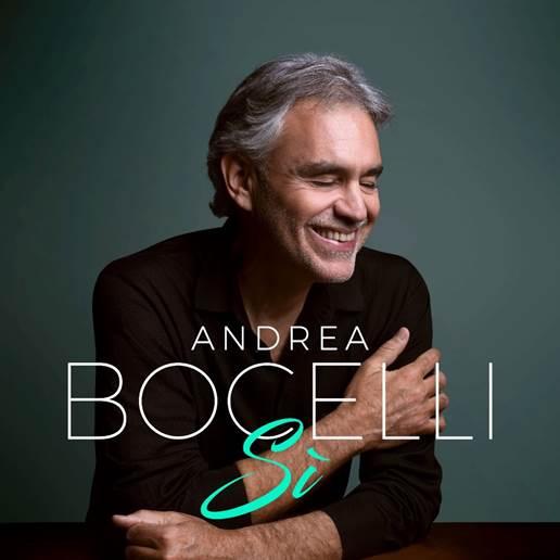 CD Shop - BOCELLI ANDREA SI