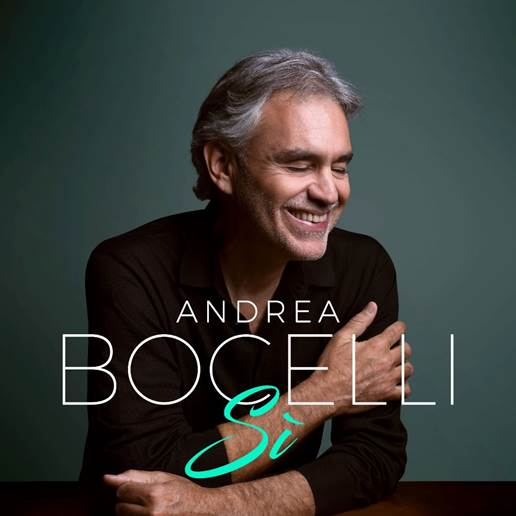 CD Shop - BOCELLI ANDREA SI