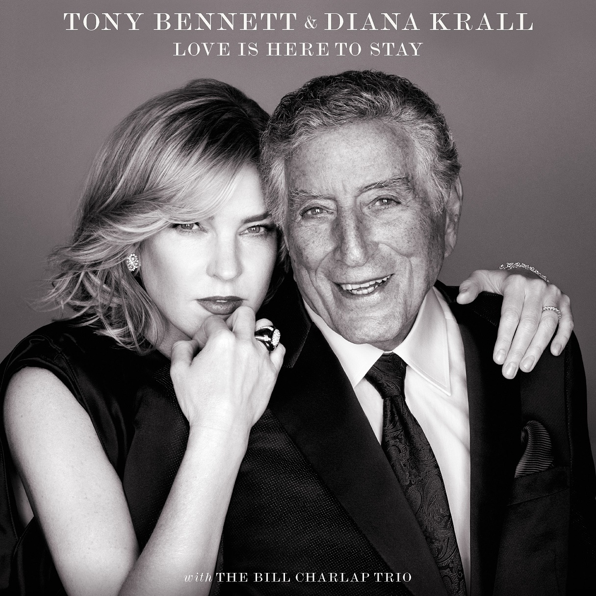 CD Shop - TONY BENNETT/DIANA KRALL LOVE IS HERE TO STAY