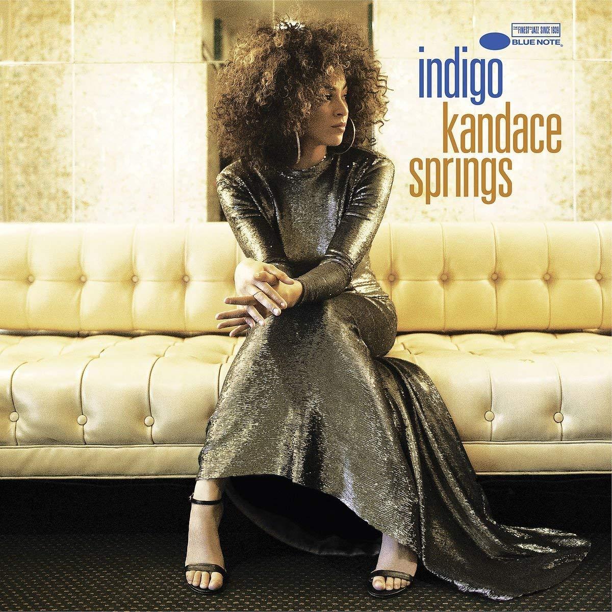 CD Shop - KANDACE SPRINGS INDIGO