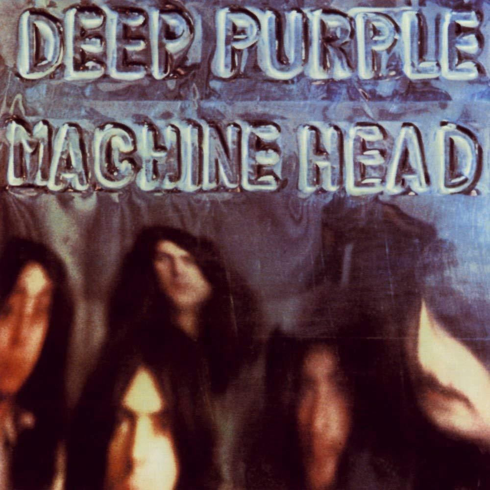 CD Shop - DEEP PURPLE MACHINE HEAD