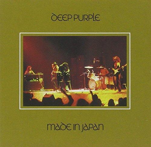 CD Shop - DEEP PURPLE MADE IN JAPAN