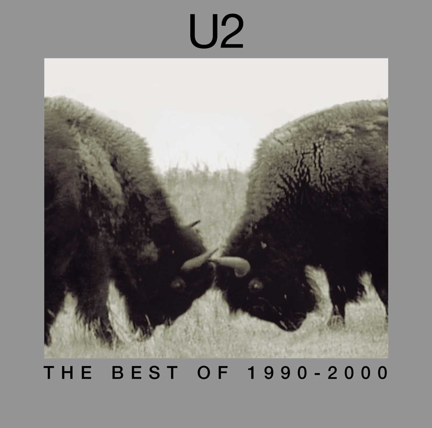 CD Shop - U 2 THE BEST OF 1990-2000