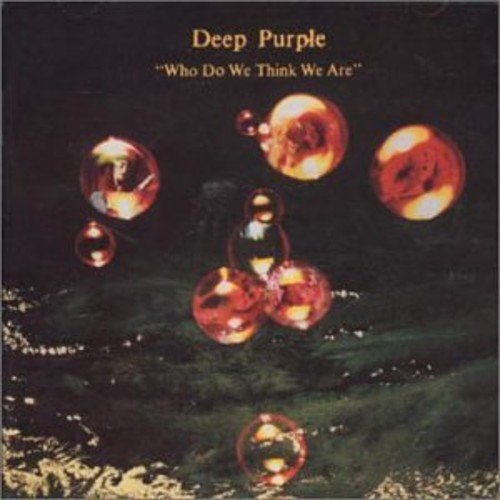 CD Shop - DEEP PURPLE WHO DO WE THINK WE ARE