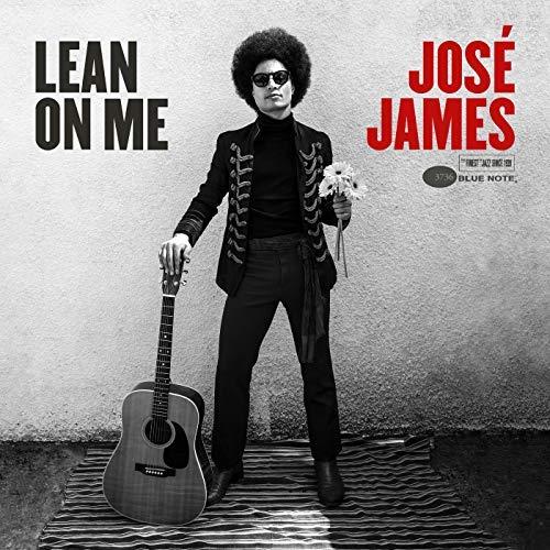 CD Shop - JAMES JOSE LEAN ON ME