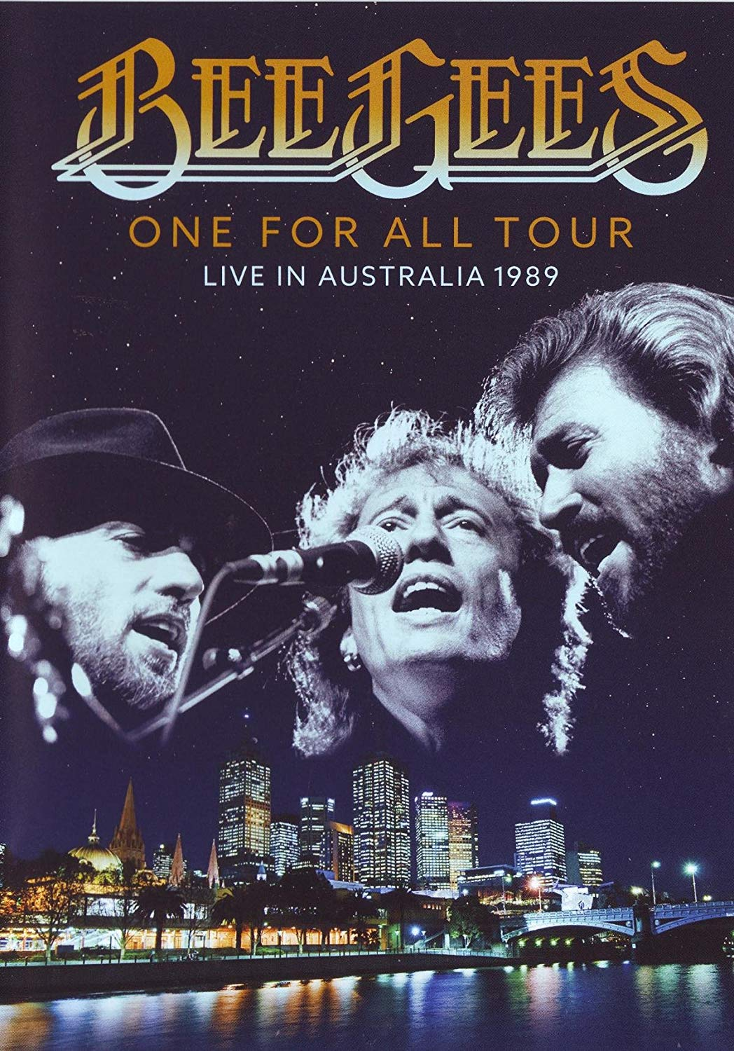 CD Shop - BEE GEES LIVE IN AUSTRALIA 1989