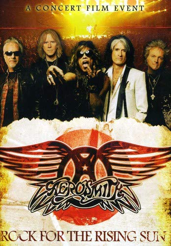CD Shop - AEROSMITH Rocks Donington 2014 + Rock For The Rising Sun