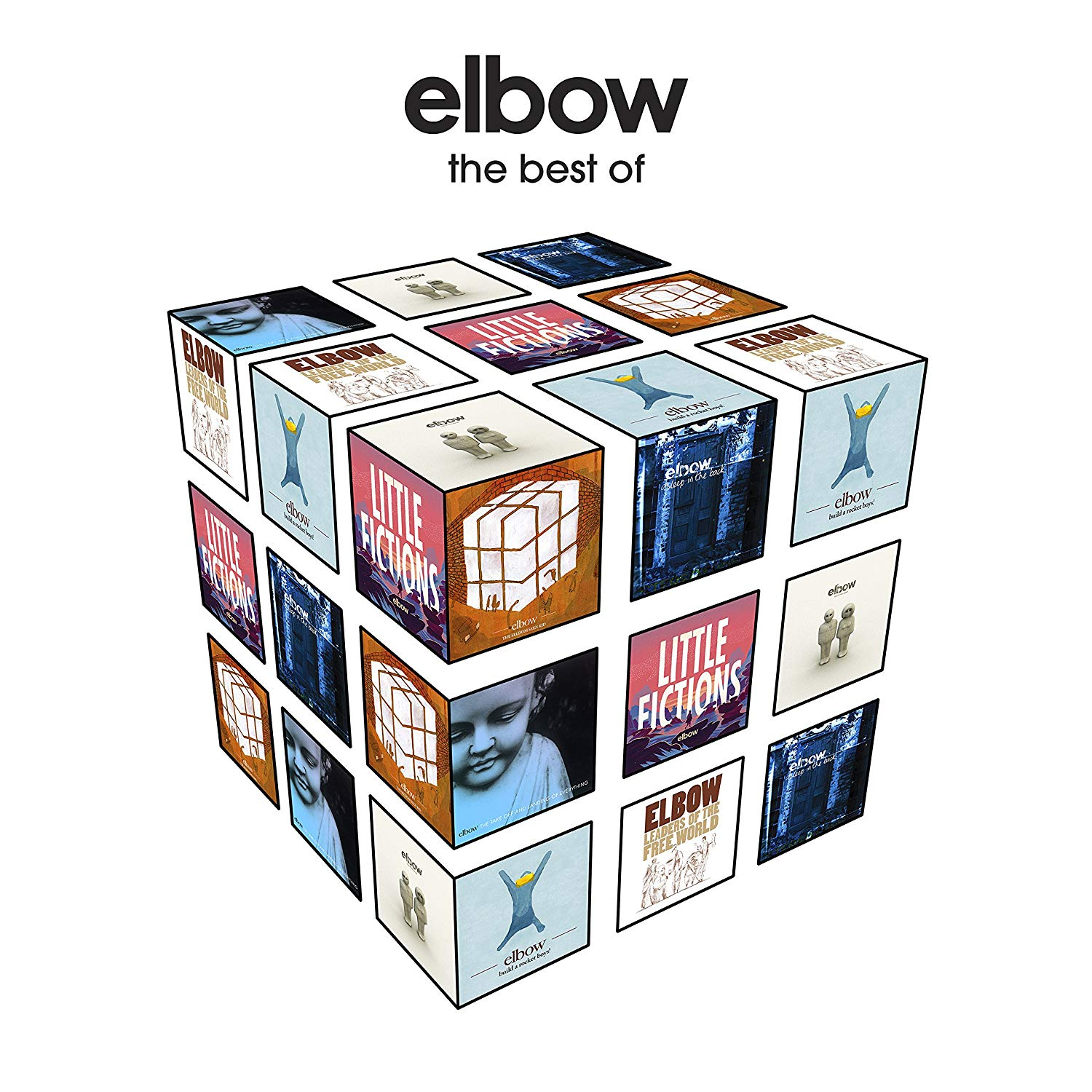 CD Shop - ELBOW THE BEST OF