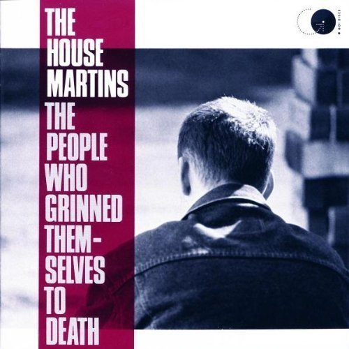 CD Shop - HOUSEMARTINS THE PEOPLE WHO GRINNED...