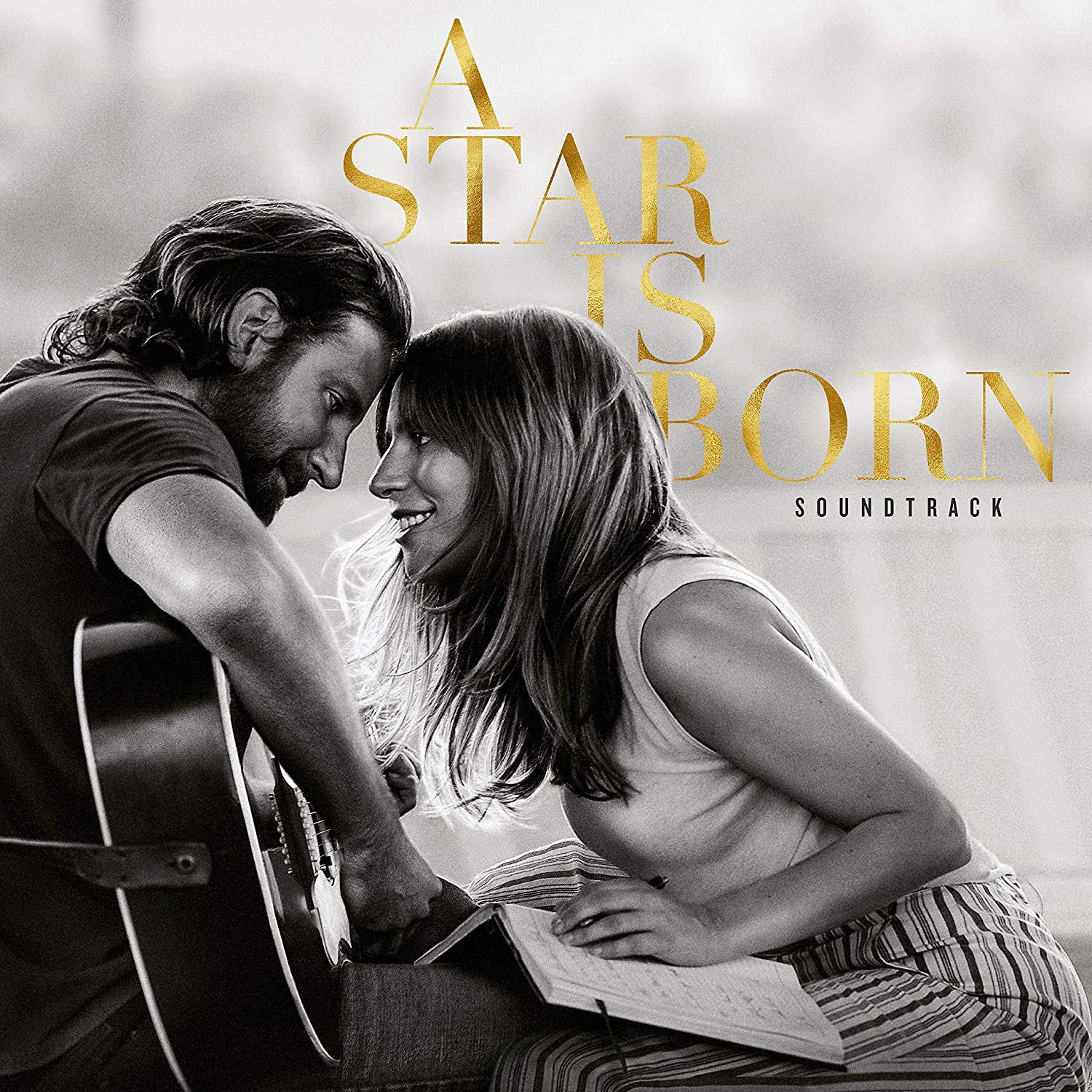 CD Shop - LADY GAGA/BRADLEY COOPER A STAR IS BORN