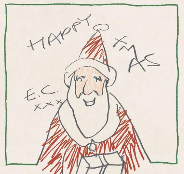 CD Shop - CLAPTON ERIC HAPPY XMAS
