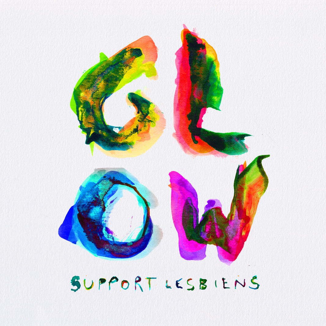 CD Shop - SUPPORT LESBIENS GLOW