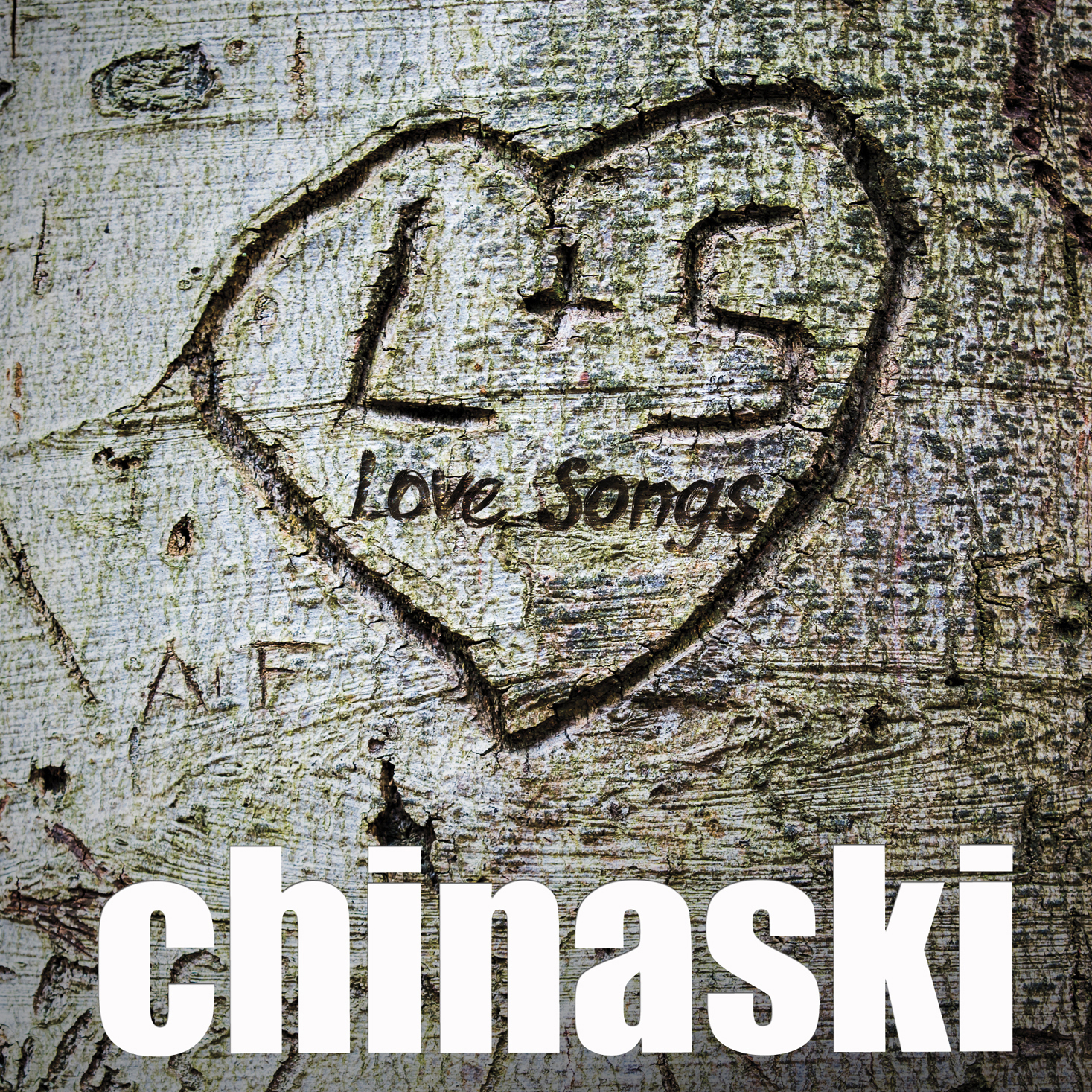CD Shop - CHINASKI LOVE SONGS