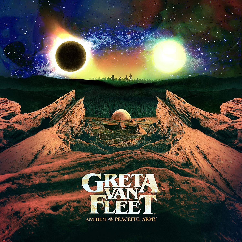 CD Shop - GRETA VAN FLEET ANTHEM OF THE PEACEFUL...
