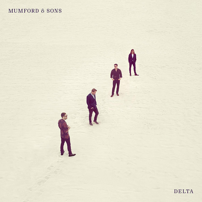 CD Shop - MUMFORD & SONS DELTA