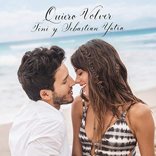 CD Shop - TINI QUIERO VOLVER