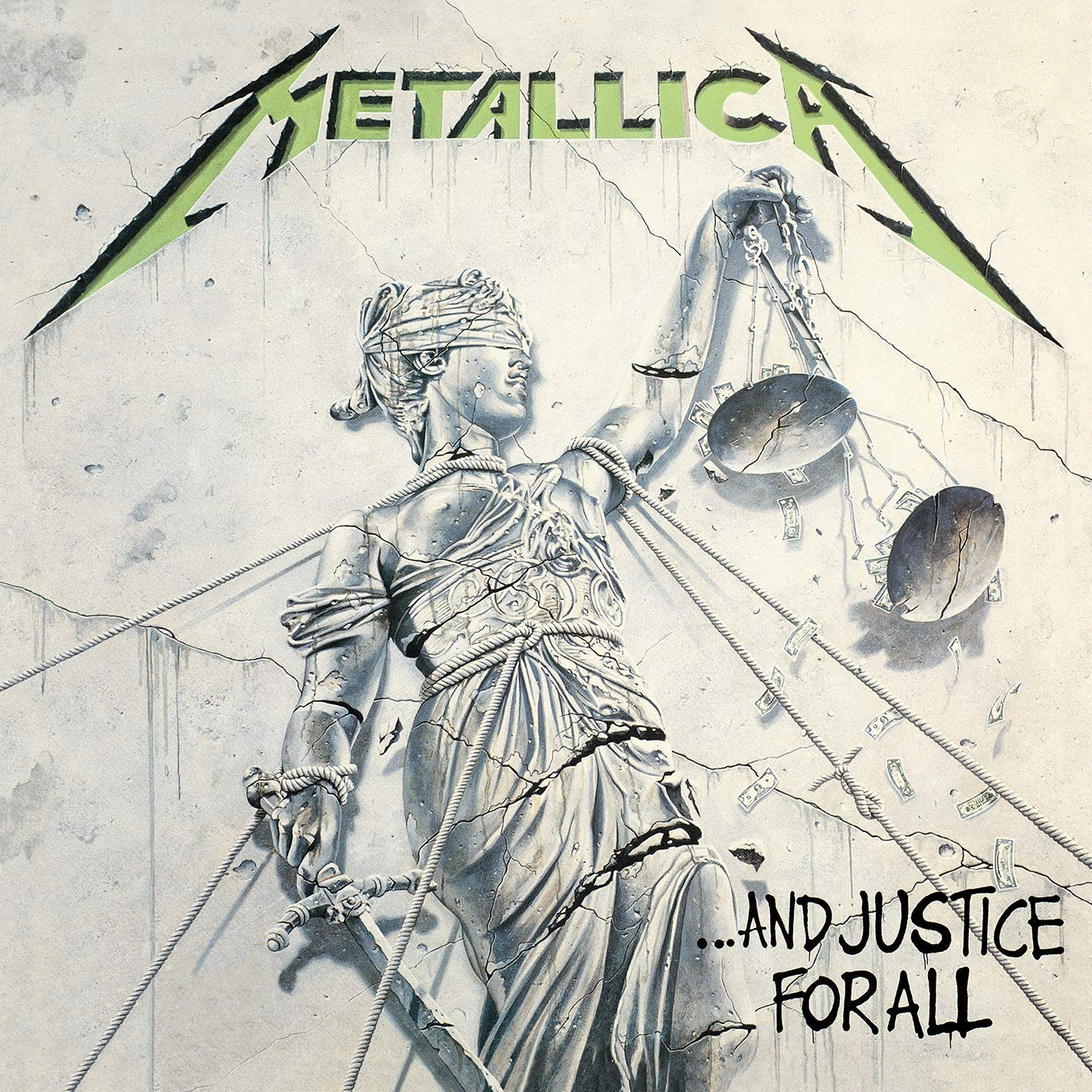 CD Shop - METALLICA AND JUSTICE FOR ALL