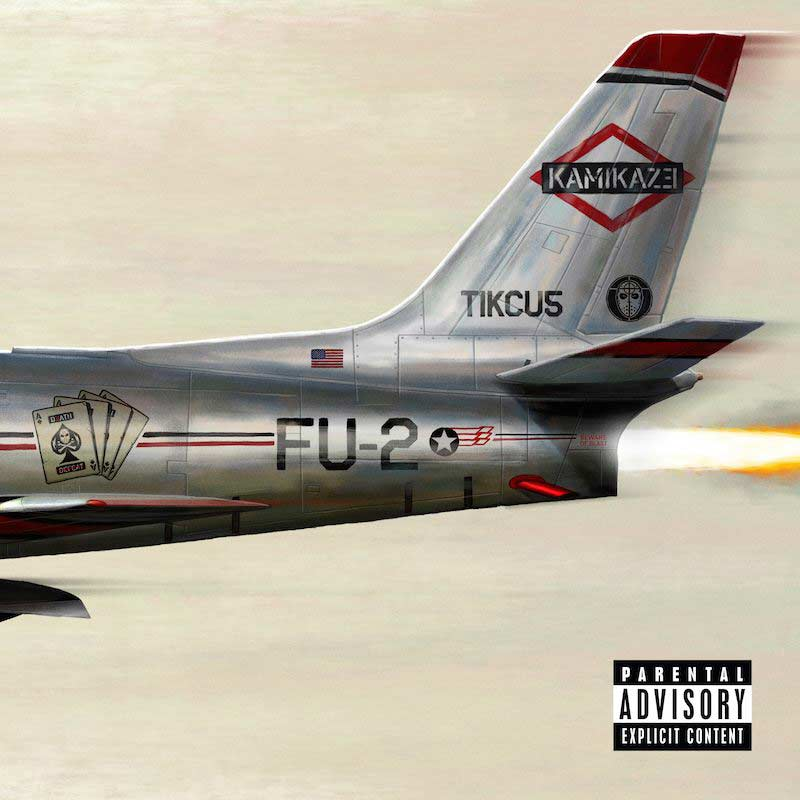 CD Shop - EMINEM KAMIKAZE