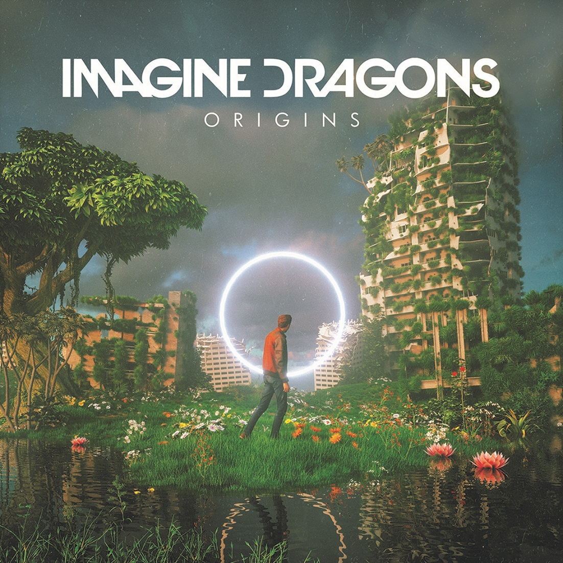 CD Shop - IMAGINE DRAGONS ORIGINS/DELUXE