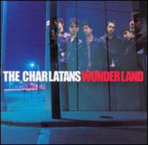 CD Shop - CHARLATANS WONDERLAND
