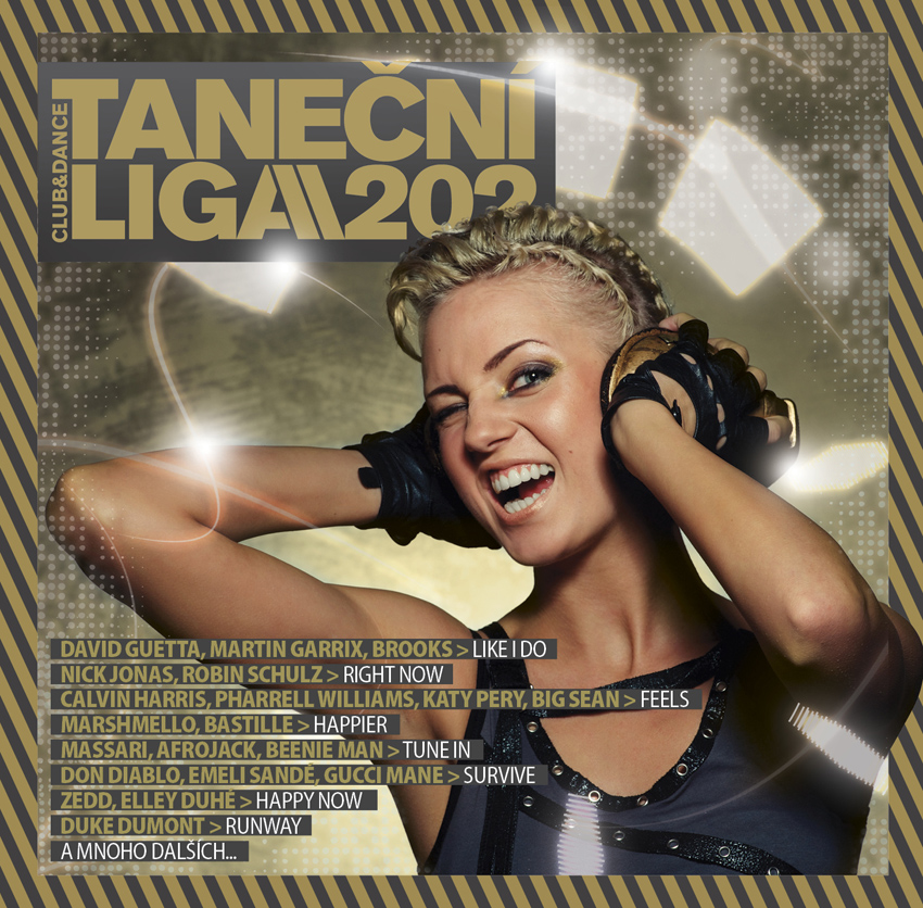 CD Shop - RUZNI/POP INTL TANECNI LIGA 202