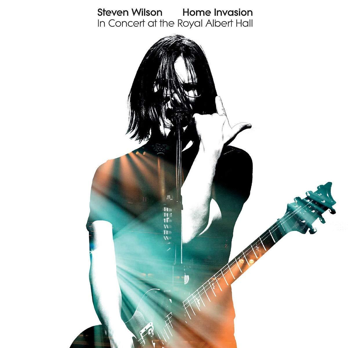 CD Shop - WILSON STEVEN HOME INVASION:IN CONCERT..