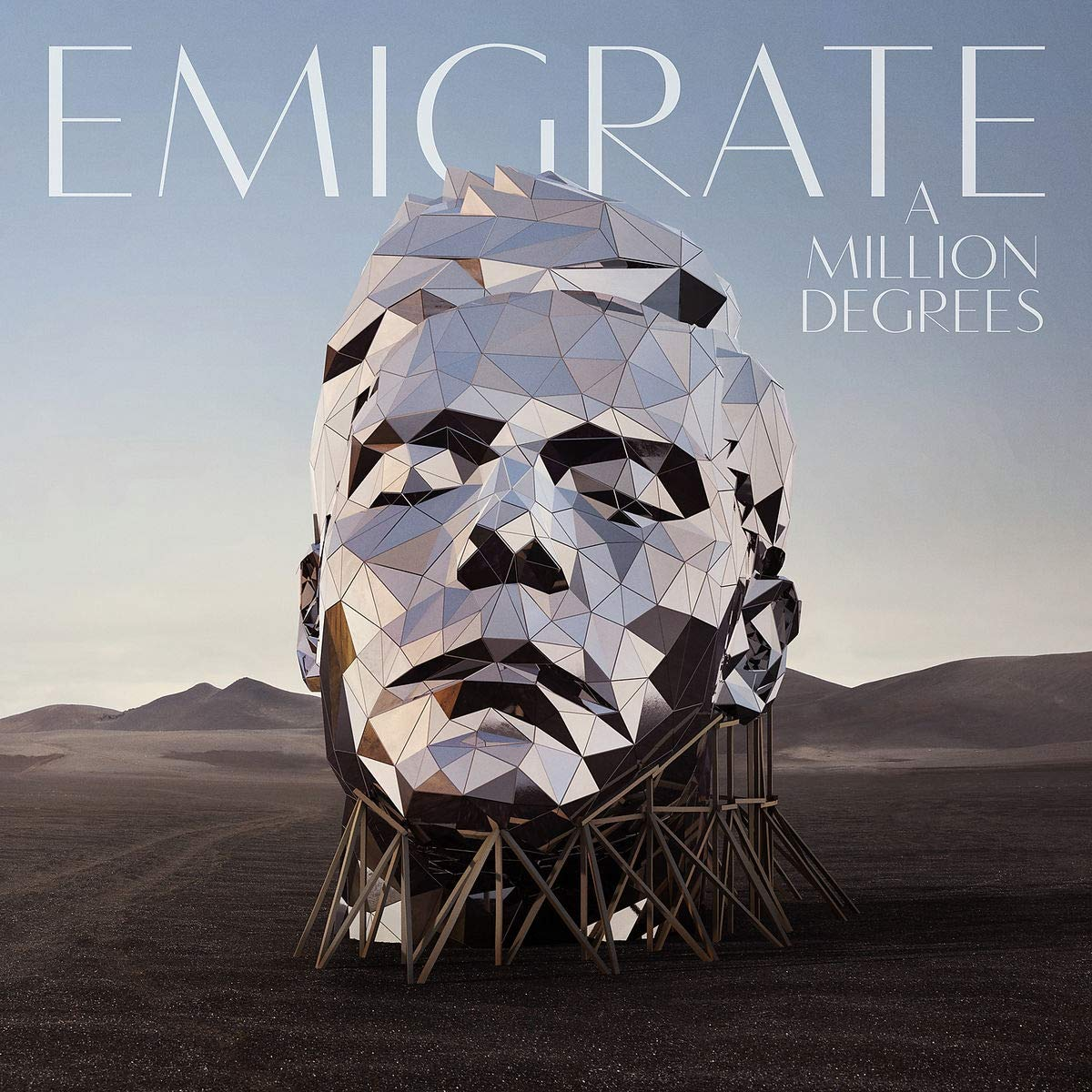 CD Shop - EMIGRATE A MILLION DEGREES