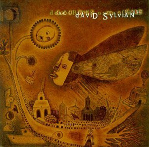 CD Shop - SYLVIAN DAVID DEAD BEES ON A CAKE