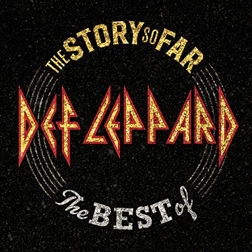 CD Shop - DEF LEPPARD THE STORY SO FAR.../DLX