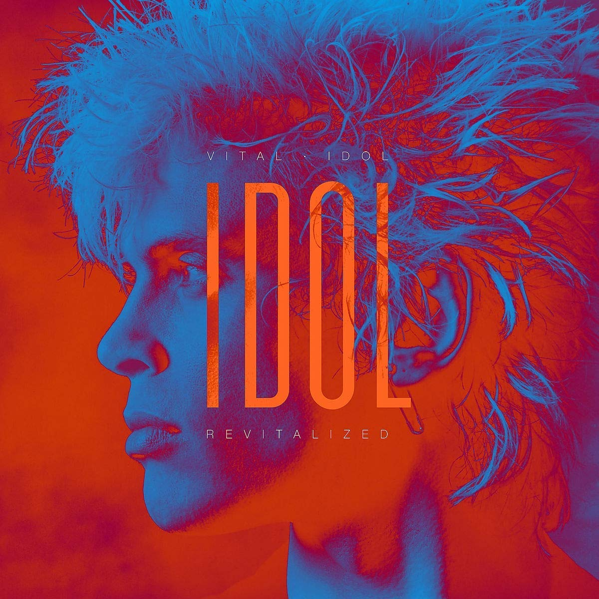 CD Shop - IDOL BILLY VITAL IDOL: REVITALIZED