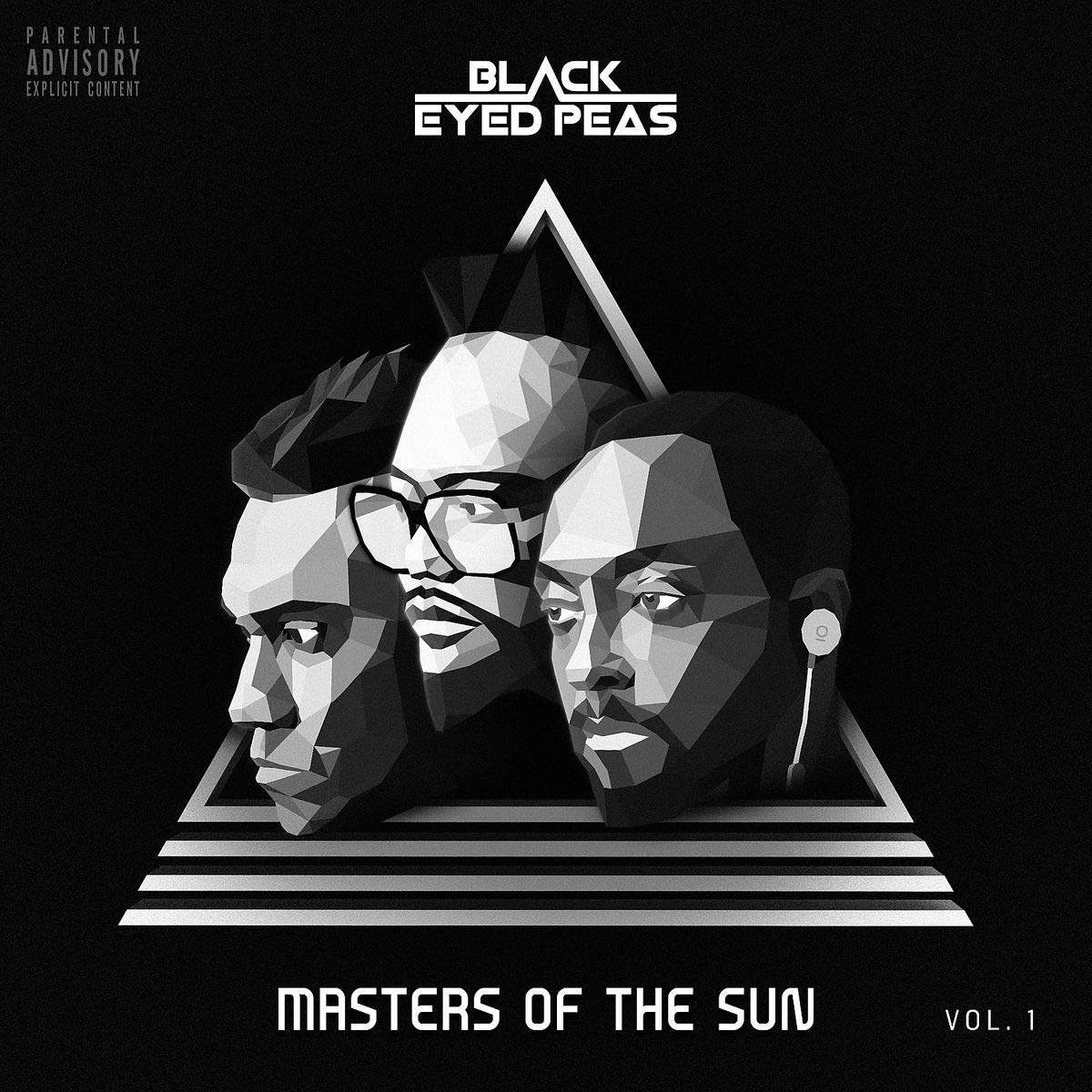 CD Shop - BLACK EYED PEAS MASTERS OF THE SUN