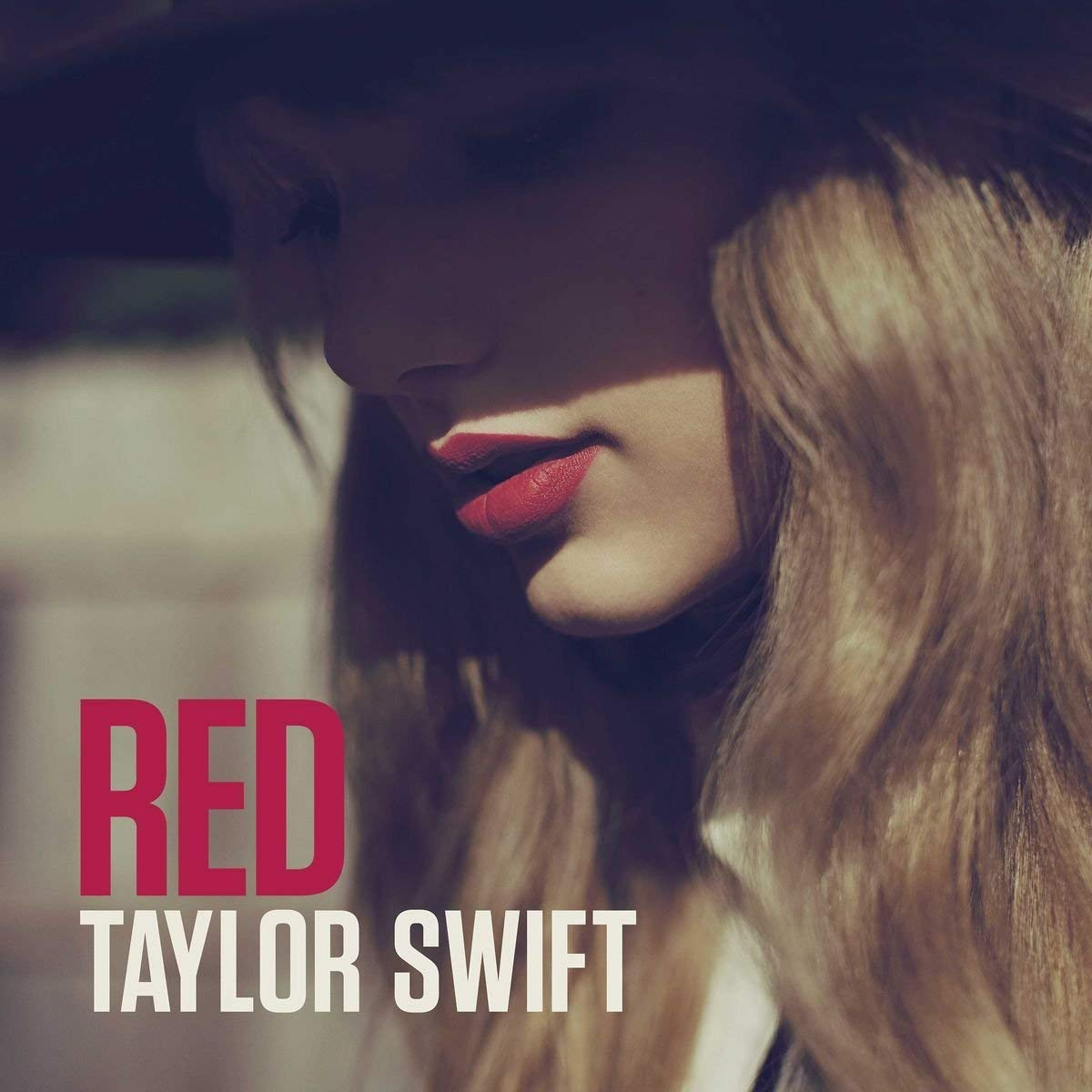 CD Shop - SWIFT TAYLOR RED