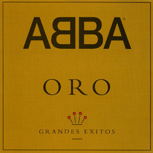 CD Shop - ABBA ORO