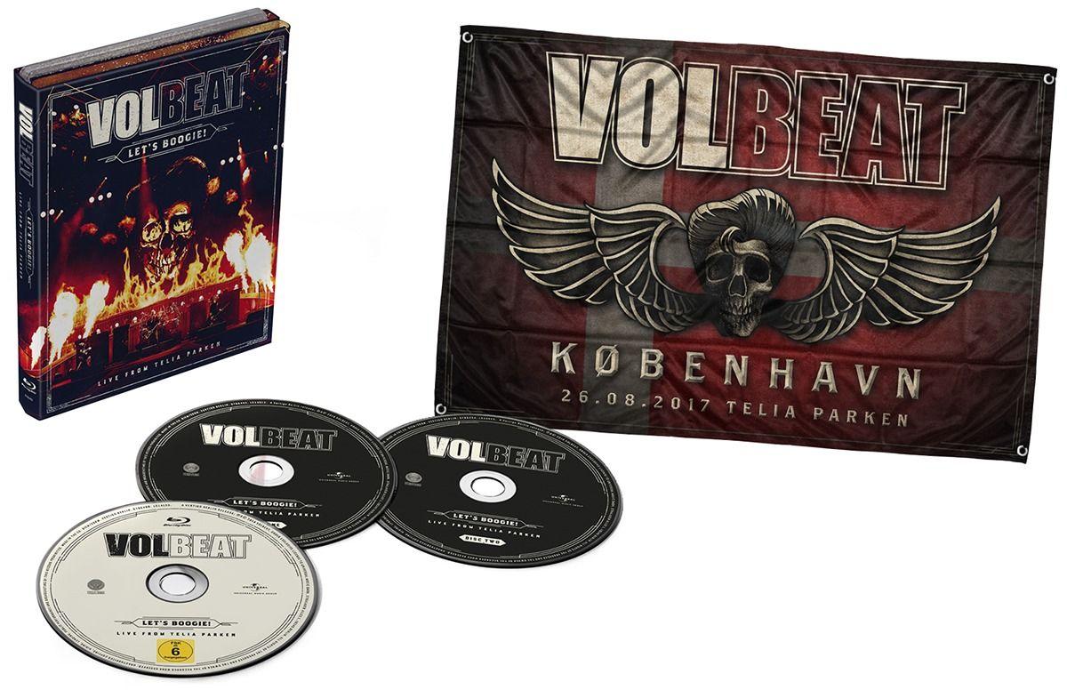 CD Shop - VOLBEAT LET