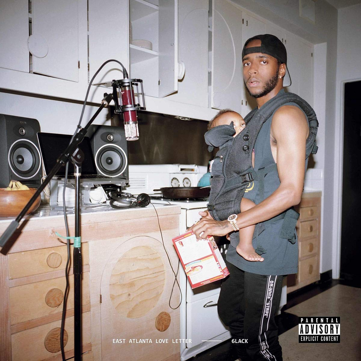 CD Shop - 6LACK EAST ATLANTA LOVE LETTER