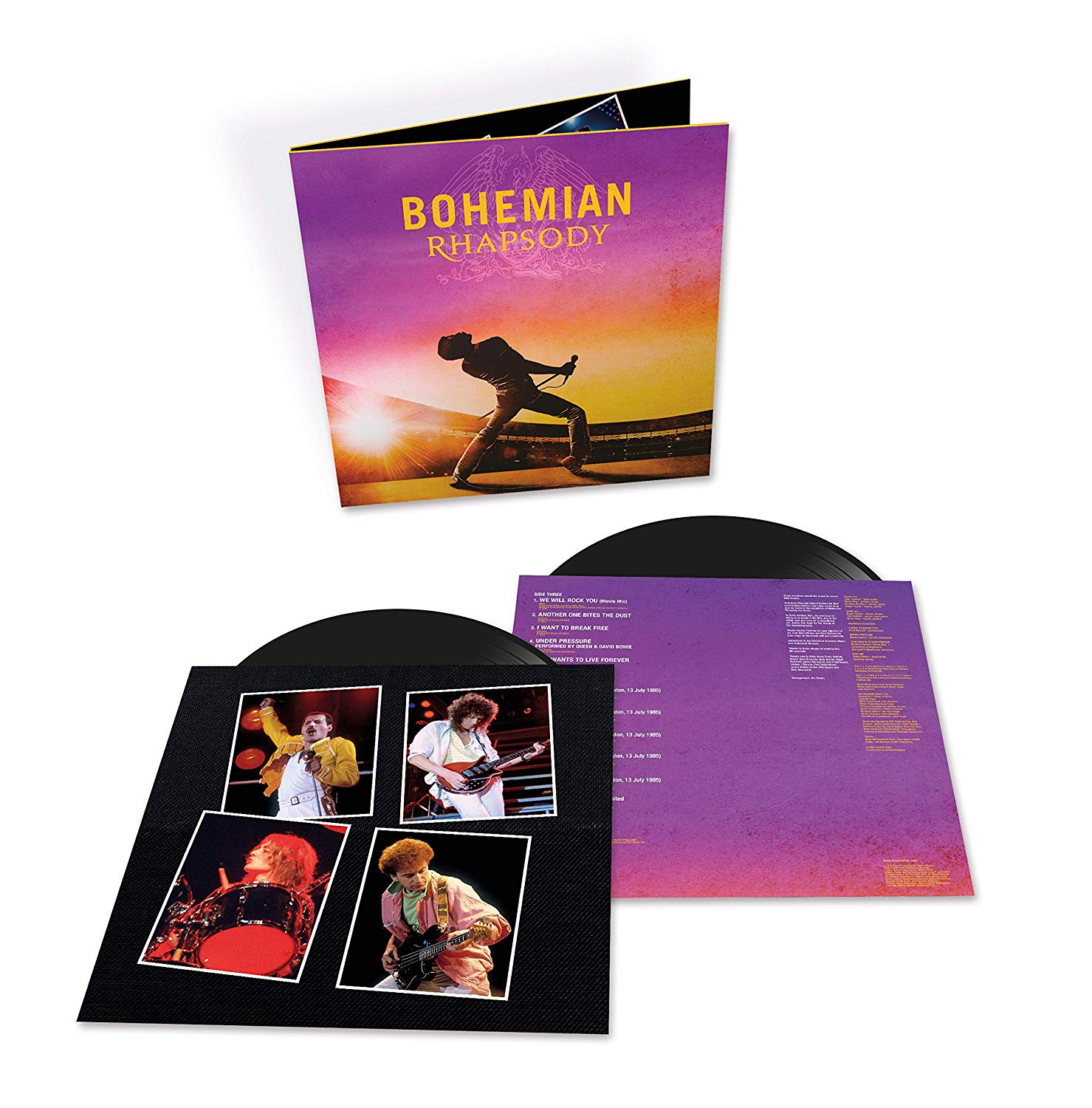 CD Shop - QUEEN BOHEMIAN RHAPSODY