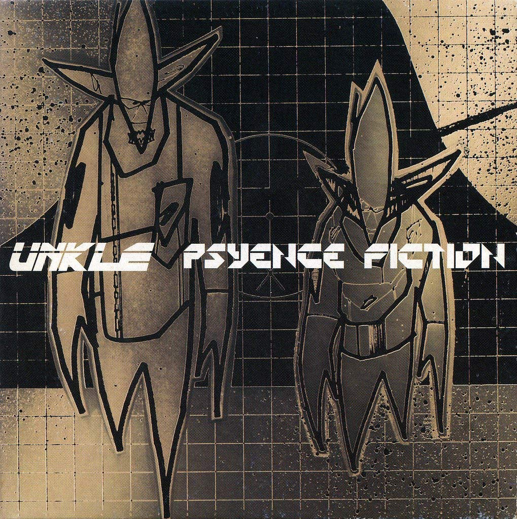 CD Shop - UNKLE PSYENCE FICTION